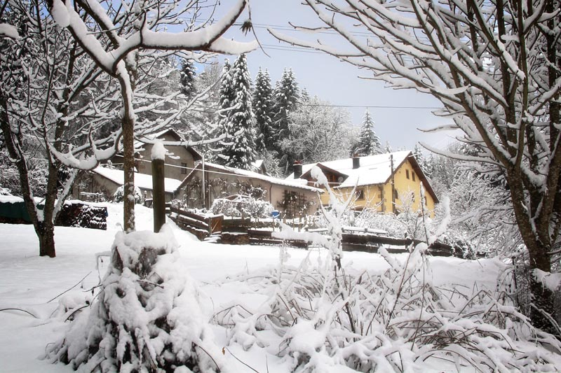 Winter immobilien  03288 – Im Winter – Immobilien in Frankreich – Immobilien in ...